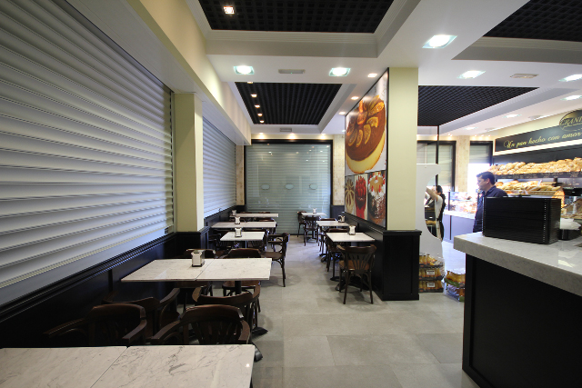 Cafetería Granier Las Canteras