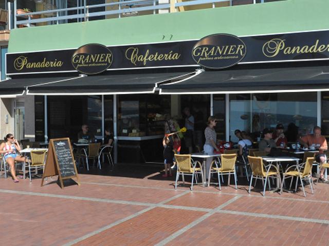 Panadería Cafetería GRANIER