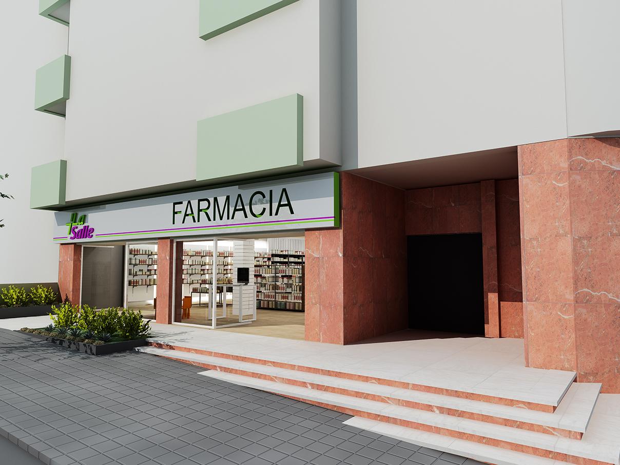 Farmacia Nieves Sicilia, Tenerife